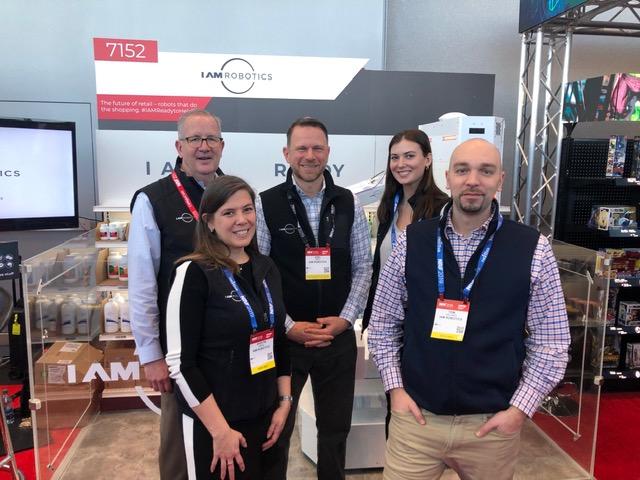 IAM Robotics Team at NRF 2019